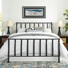 Mead Slat Headboard and Footboard Size: King