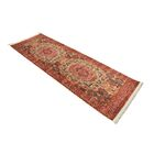 Hargrove Red Area Rug Rug Size: Runner 3' x 8'
