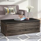 Raul Coffee Table with Storage