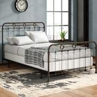 Hannes Panel Bed Size: California King