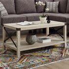 Arya Coffee Table Color: White Oak