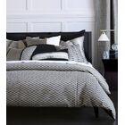 Zac Contemporary Abstract Lumbar Pillow