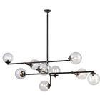 Christie 9-Light Sputnik Chandelier