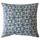 Ruffin Ikat Cotton Pillow Size: 24