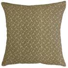 Roy Chevron Pillow Color: Wood, Size: 20