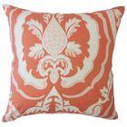 Hibbitts Damask Pillow Size: 22