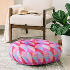 Hadley Hutton Floral Tribe Floor Pillow