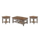 Murtaugh 3 Piece Coffee Table Set