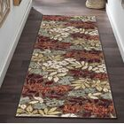 Highfill Transitional Brown Area Rug Rug Size: Runner 2'3'' x 10'