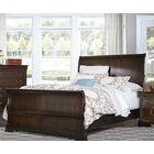 Hebden Sleigh Bed Size: California King