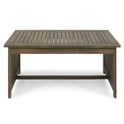 Berghauser Wooden Coffee Table