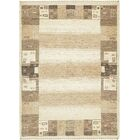 One-of-a-Kind Didcot Hand-Knotted 3' x 4' Wool Beige/Brown Area Rug