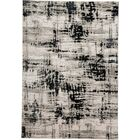 Dow Gray Area Rug Rug Size: Rectangle 1'8