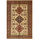 One-of-a-Kind Alayna Hand-Knotted Wool Brown/Beige Area Rug