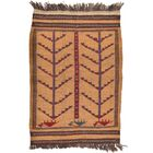 One-of-a-Kind Warminster Hand-Knotted 2'10