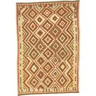 One-of-a-Kind Doorfield Hand-Knotted Wool 5'9