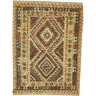 One-of-a-Kind Doorfield Hand-Knotted Wool 5' x 6'5