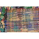 One-of-a-Kind Ilfracombe Hand-Knotted 3'8
