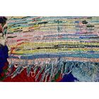 One-of-a-Kind Ilfracombe Hand-Knotted 4'4