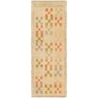 One-of-a-Kind Mart Runner Hand-Knotted  1'8