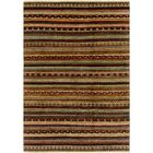 One-of-a-Kind Nash Hand-Knotted Wool Green/Brown Area Rug