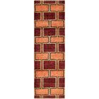 One-of-a-Kind Nash Hand-Knotted Wool Red Area Rug