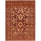 One-of-a-Kind Huntingdon Hand-Knotted Wool Brown Area Rug