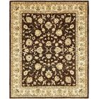 One-of-a-Kind Huntingdon Hand-Knotted Wool Beige/Brown Area Rug