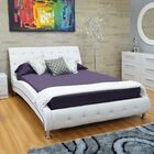 Tatyana Upholstered Platform Bed Size: King