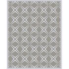 Transitiona Hand-Knotted Wool Beige Area Rug