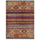 One-of-a-Kind Denver Hand-Knotted Wool Beige/Brown Area Rug