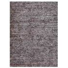 Gould Gabbeh Hand-Knotted Silk Gray Area Rug Rug Size: Rectangle 8' x 10'