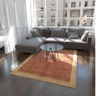 One-of-a-Kind Nash Hand-Knotted Wool Pink/Beige Area Rug