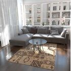 One-of-a-Kind Rayleigh Hand-Knotted Wool Beige/Brown Area Rug