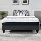 Brayton Upholstered Platform Bed Size: King