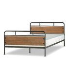 Vosburgh Bed Frame Size: Twin