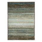 Leavenworth Green/Gray Indoor/Outdoor Area Rug Rug Size: Rectangle 5' x 8'