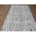 One-of-a-Kind Zyaire Moroccan Hand-Knotted 5'2