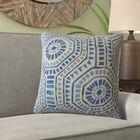 Klein Geometric Pillow Size: 24