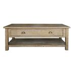 Enfield Driftwood Coffee Table with Storage