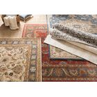 Burrillville Hand-Woven White Area Rug Rug Size: Rectangle 8' x 10'