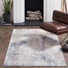 Evesham Gray Area Rug Rug Size: Rectangle 8'6
