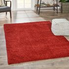 Moffat Vintage FloralIndoor Red Area Rug Rug Size: Rectangle 7'10