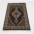 One-of-a-Kind Evianna Fish Tabriz Hand-Knotted 2'8