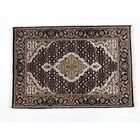 One-of-a-Kind Sariyah Fish Tabriz Hand-Knotted 2'1