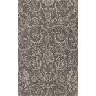 Newnan Mocha Gray/Light Brown Area Rug Rug Size: Rectangle 9'6