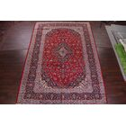 One-of-a-Kind Foreston Kashan Traditional Persian Hand-Knotted 9'9