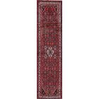 One-of-a-Kind Traditional Hamedan Persian Hand-Knotted 3'4