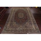 One-of-a-Kind Glazier Traditional Dorokhsh Persian Classical Hand-Knotted 13'9