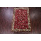 One-of-a-Kind Fortney Traditional Tabriz Persian Hand-Knotted 6'5